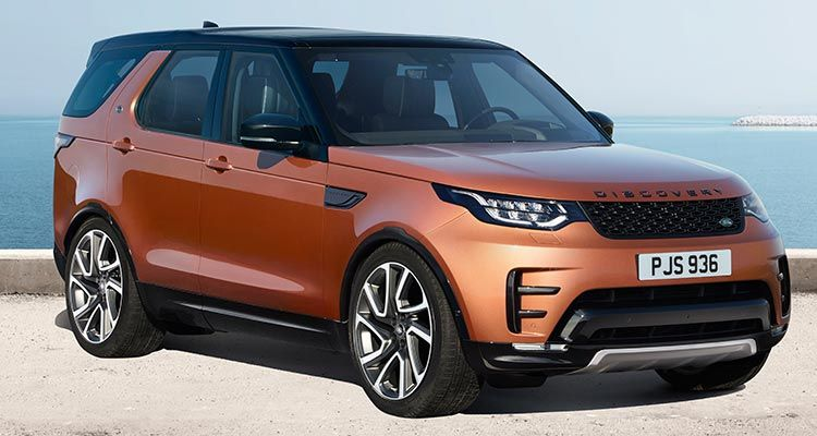 All New More Civilized 2017 Land Rover Discovery Land Rover Discovery New Land Rover Discovery Rover Discovery