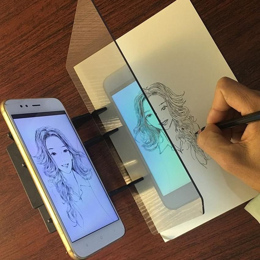 Photo of 9 inch – LED Projection -Drawing Copy Board