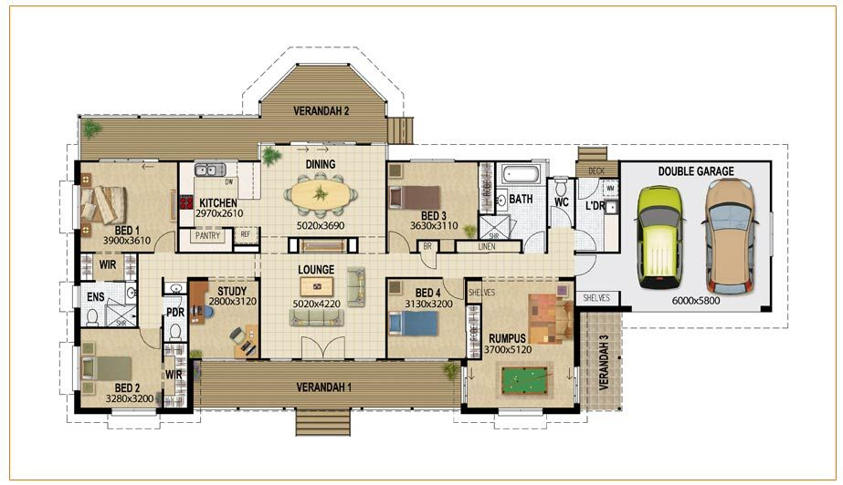 High Quality House Floor Plan Index Australian Plans Home   Architecture Plans | #45762
