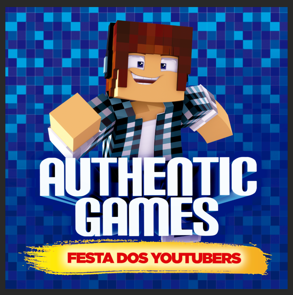 Show Do Authentic Games Chega A Canais De Streaming Neste Mes Ep Grupo Agencia De Conteudo Game Skins Para Minecraft Show