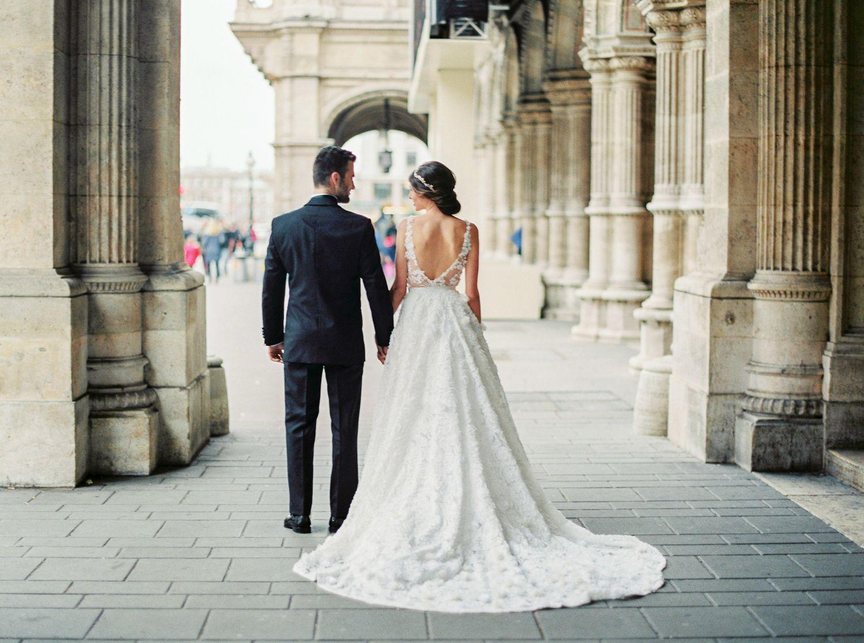 Wedding In Vienna Elopement Srf C Melanie Nedelko 217 Luxury Destination Wedding Destination Wedding Europe Paris Wedding