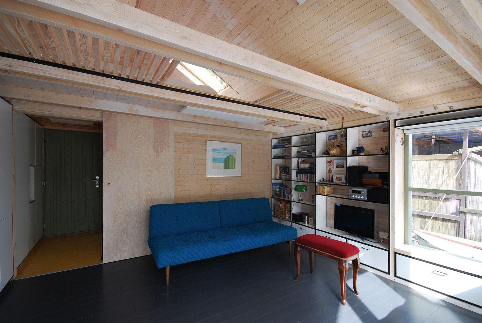 Gallery of Houseboat / Mjlk Architekti - 4