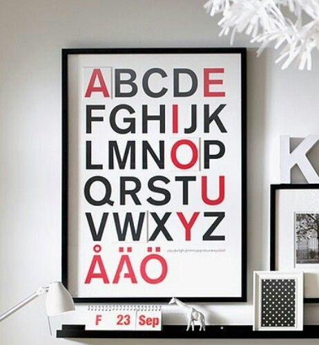 Epingle Par Sonja Varakas Sur For J Decoration Ikea Tableau Ikea Cadres Ikea