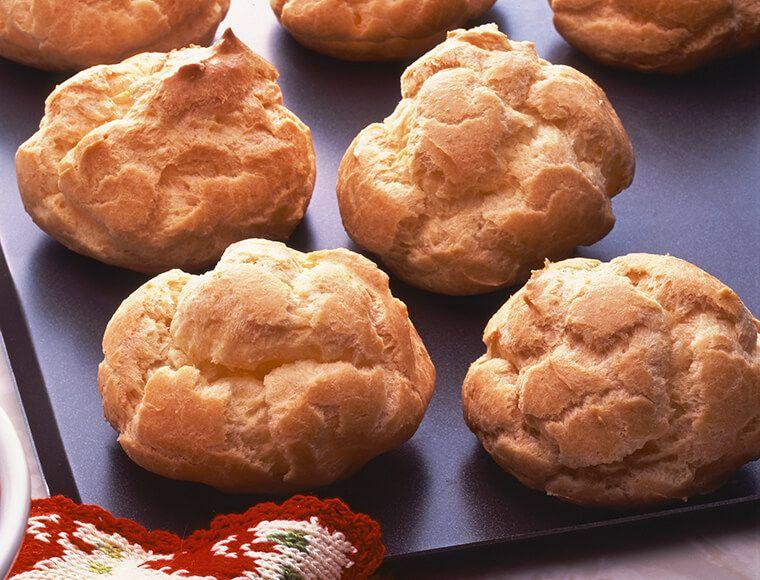 Danish cream puffs recipe with images cream puff
