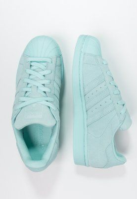 adidas Originals SUPERSTAR RT - Baskets basses - clear aqua ...