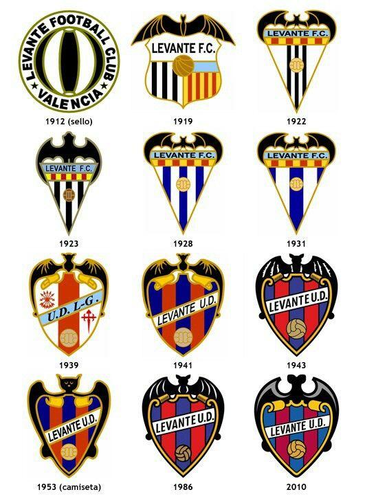 Levante De Valencia Serie Histórica Equipo De Fútbol Camisa De Fútbol Imágenes De Fútbol