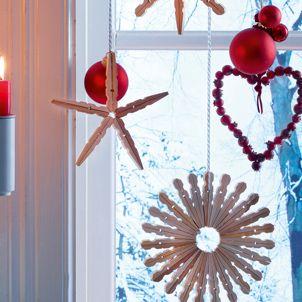 Déco de Noël à faire soi-même | Deco noel, Decoration noel ...