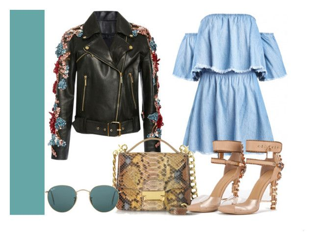 """DONT FORGET ABOUT COACHELLA"" by avolorf on Polyvore featuring мода, Elie Saab, Ghibli, Ray-Ban и coachella"