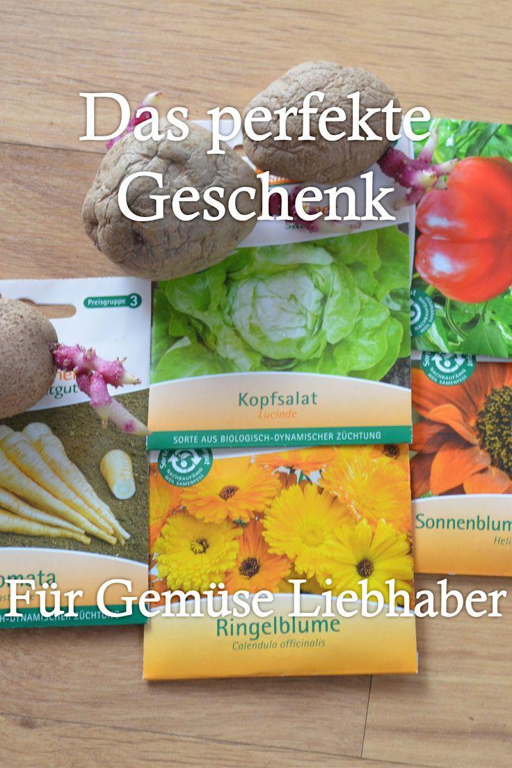 Saatgut mit Biogemüse in einer Box. 8 verschiedene Samenfeste Sorten, über die... - Haus und Beet - Gemüse anbauen, Brot backen, vegetarische Rezepte, Nachhaltigkeit auch für Anfänger #gemüsegartenanlegen