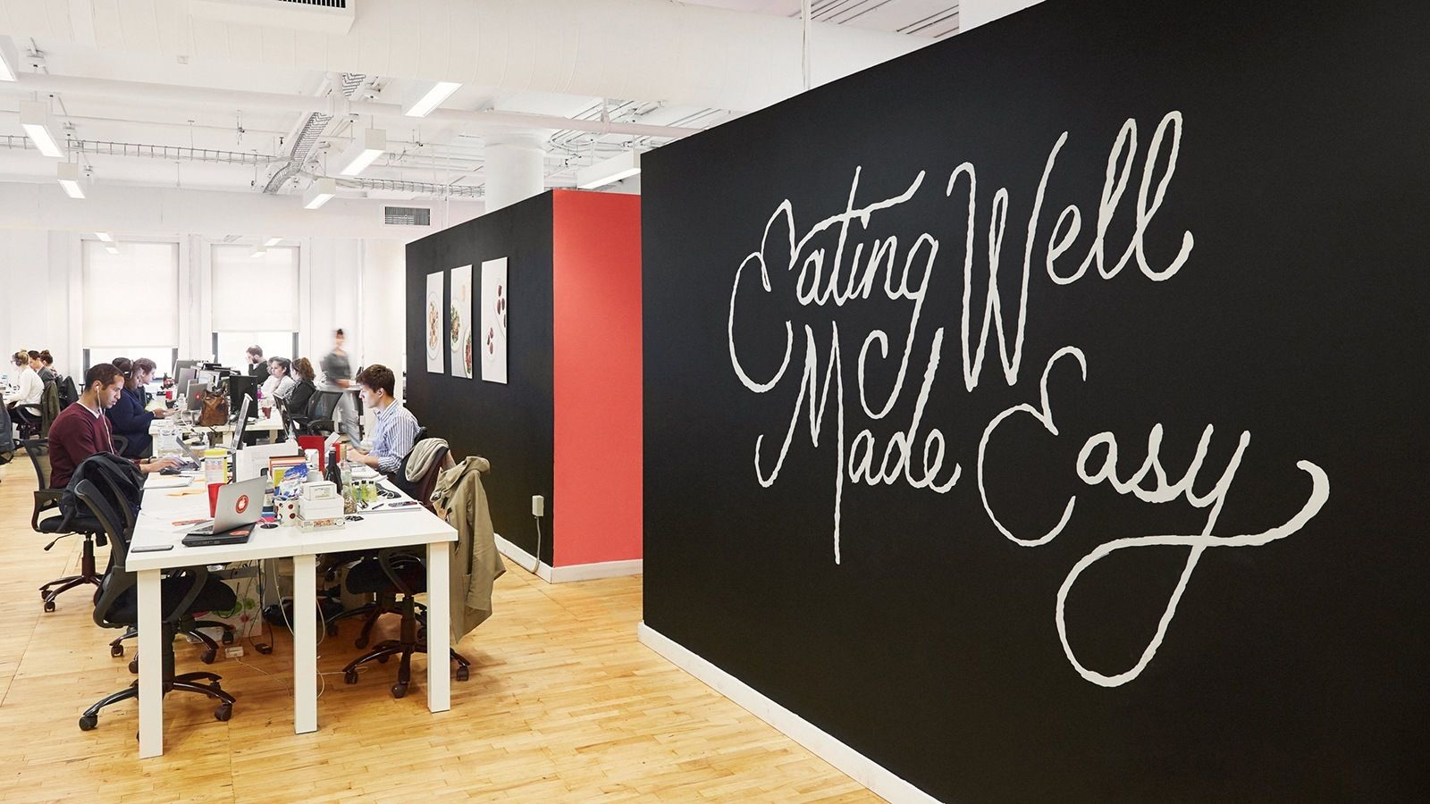 An Exclusive Look Inside Plated S Hip New York City Office