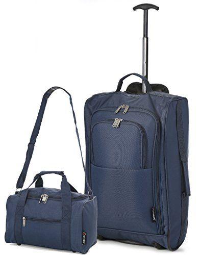 4db6666a9 Ryanair cabina y 55x40x20 cm 35x20x20 Aprobado Segunda Mano Juego de  equipaje - gestionan a la