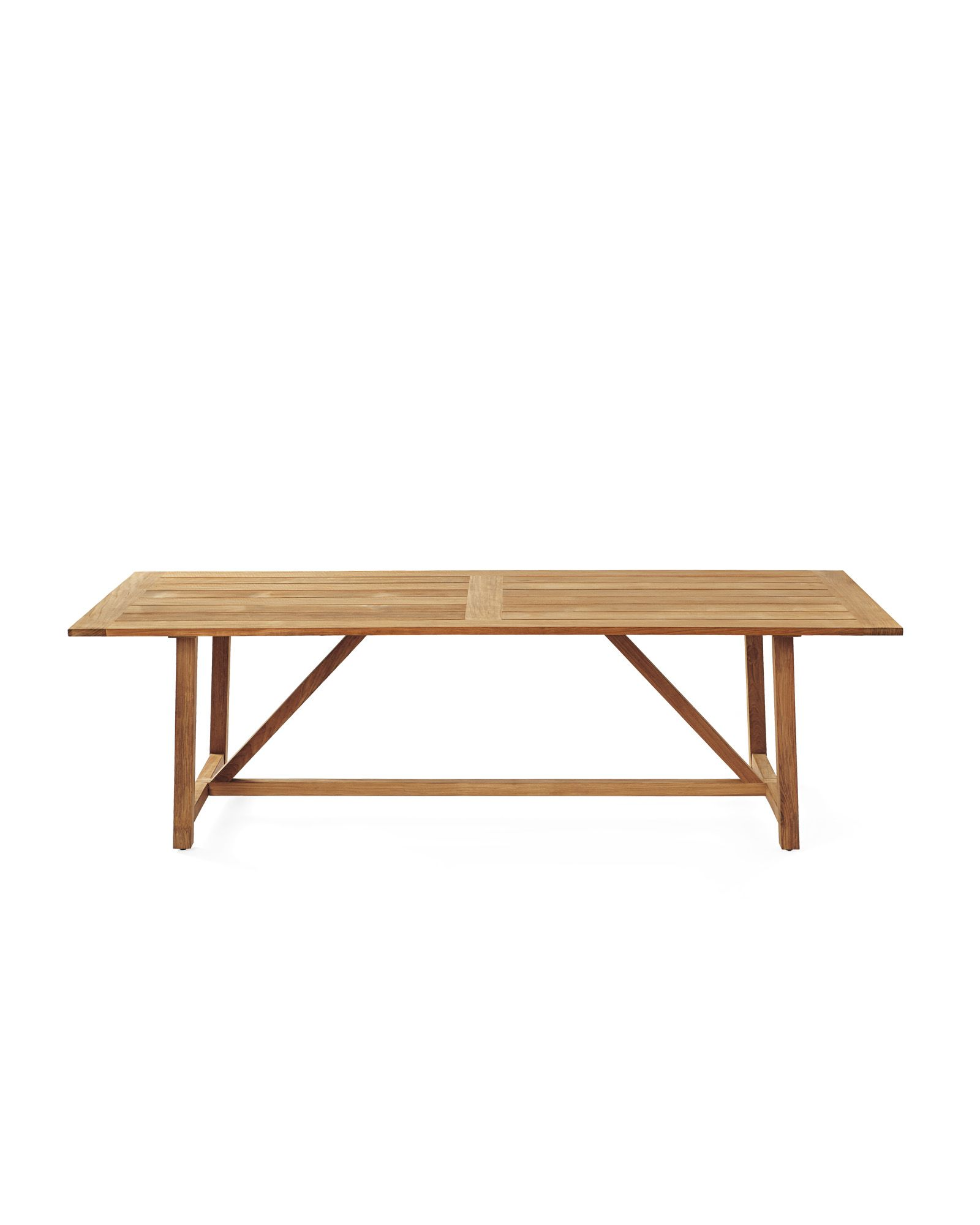 Crosby Teak Dining Tablecrosby Teak Dining Table With Images