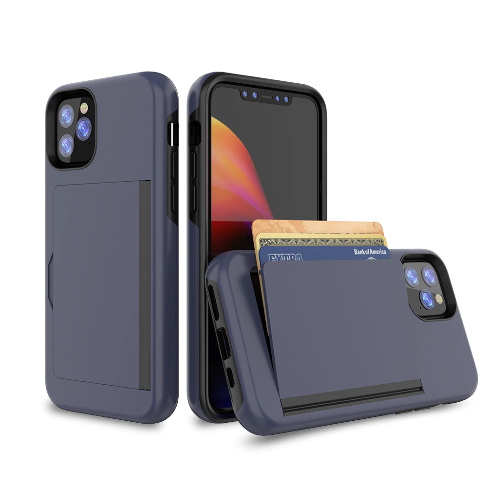 For Iphone 6.1 5.8 6.5 2019 XS MXA XR 8 Armor Protector Cover Case