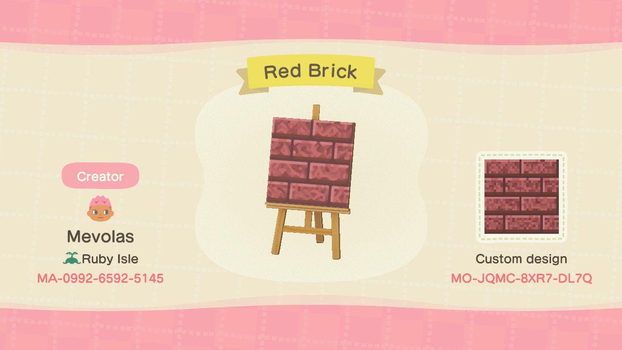 Macro Mev On In 2020 Red Bricks Brick Red