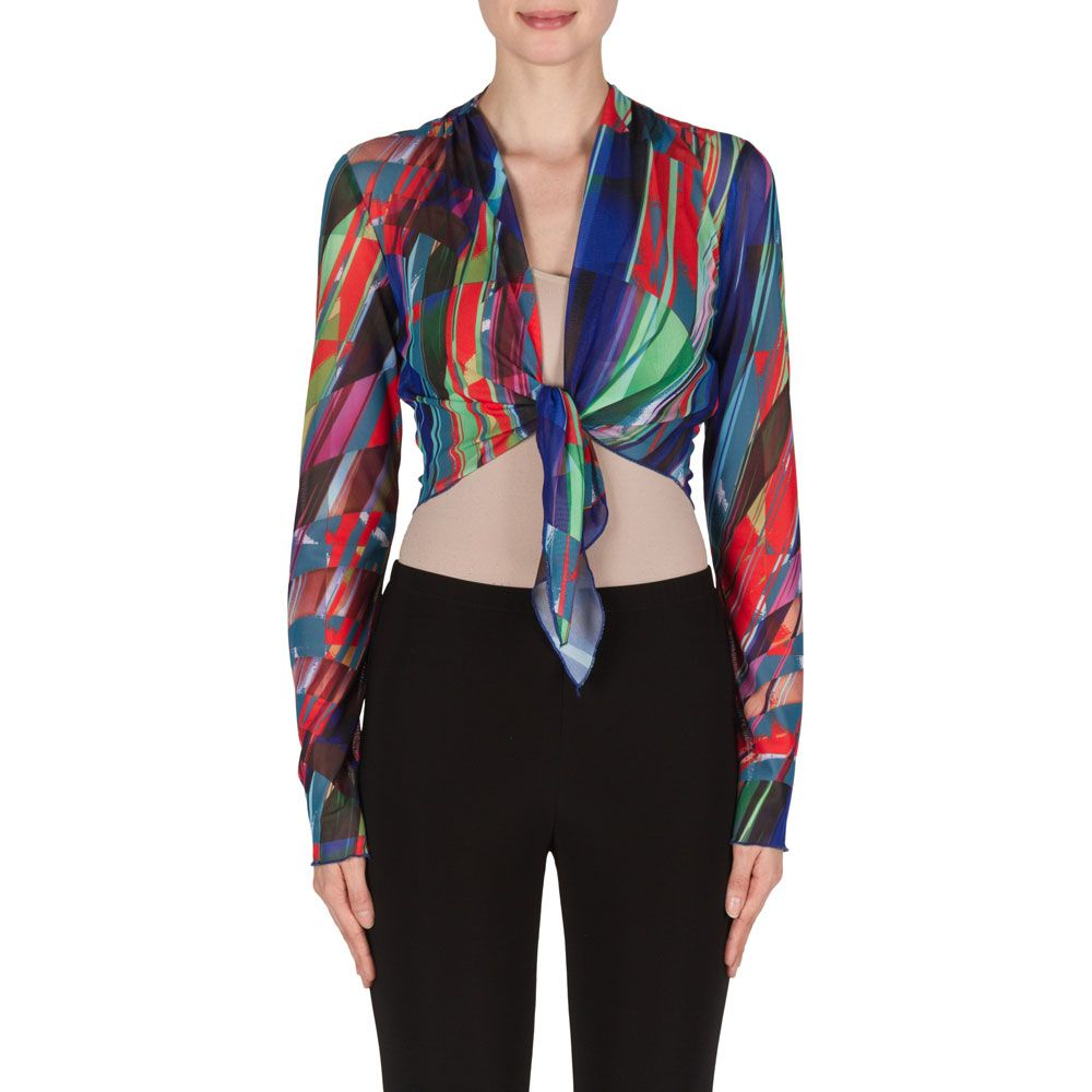a0e2bbe957c8 What could be more perfect for packing in your suitcase than this gorgeous Joseph  Ribkoff Bolero