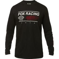 Photo of Fox Global Tee Shirt Schwarz S Fox