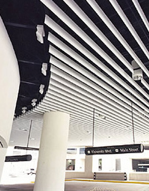 Fin Mate Baffle Ceiling Ceilings Pinterest Ceiling
