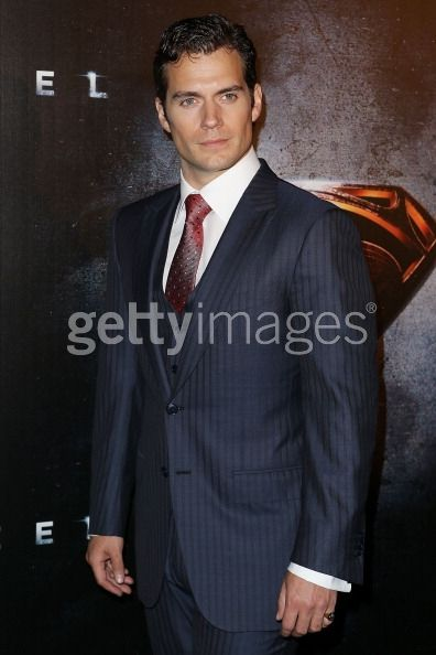 Henry Cavill arrives at the...