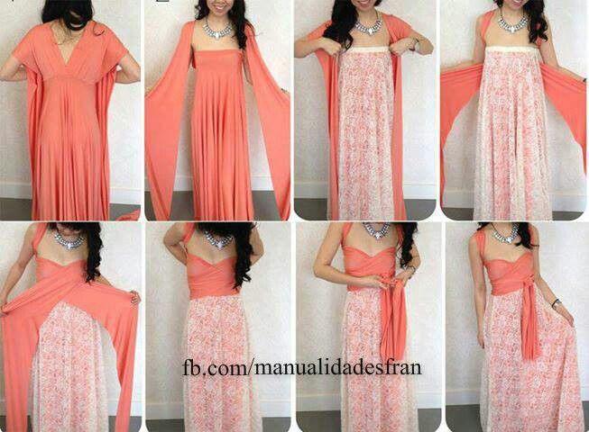 Multi-vestido