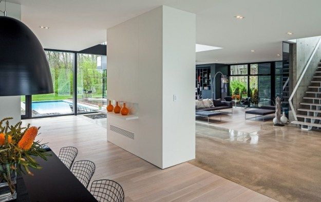 Guido Costantino Design Office Have Designed The 44 Belvedere Residence In  Oakville, Ontario, Canada.
