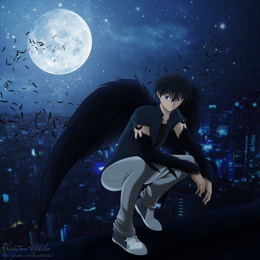 Kaito as +Anima by Phantom-Akiko.deviantart.com on @DeviantArt