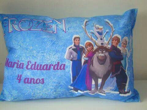 Almofada Frozen