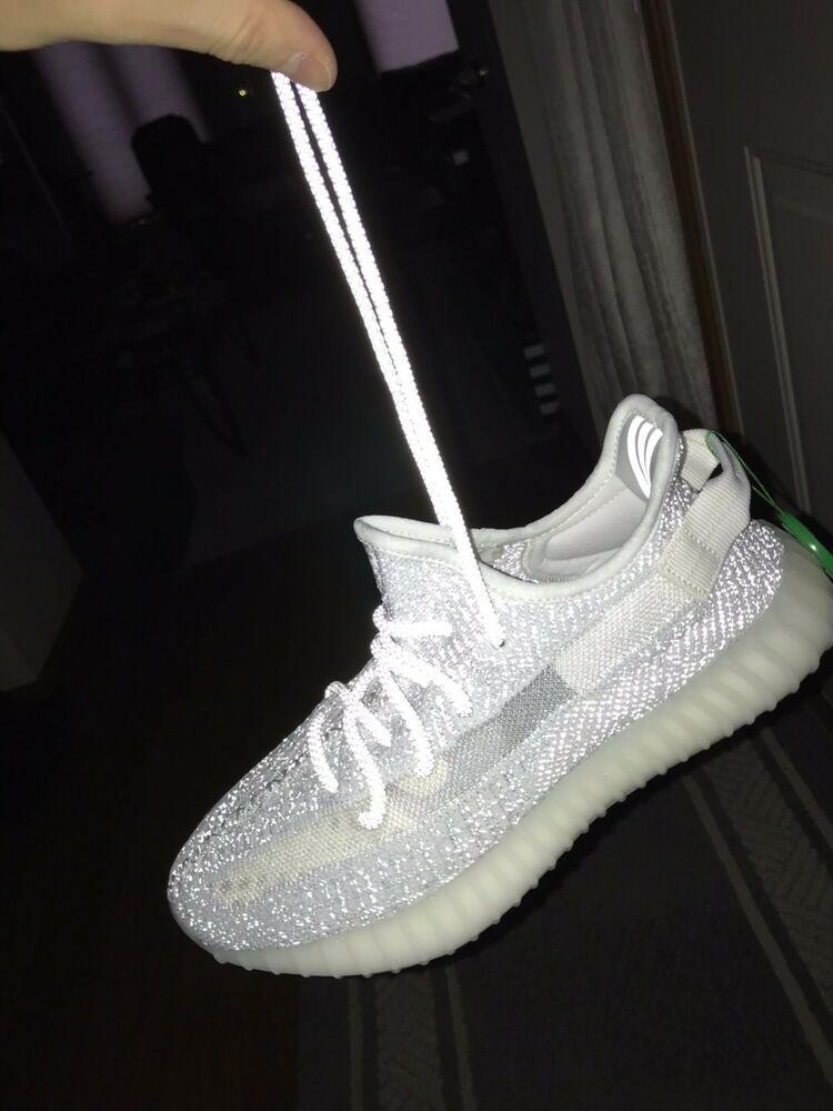 eBay link) Adidas Yeezy Boost 350 V2 Static Reflective 3M