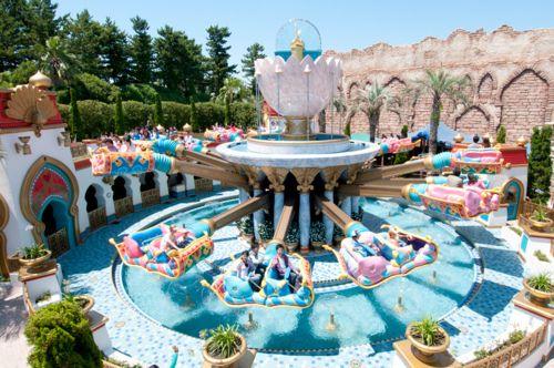 picked up best website official images Jasmine's Royal Carpet Ride at Tokyo DisneySea | Tokyo ...