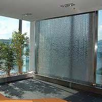 Water Glass Curtain