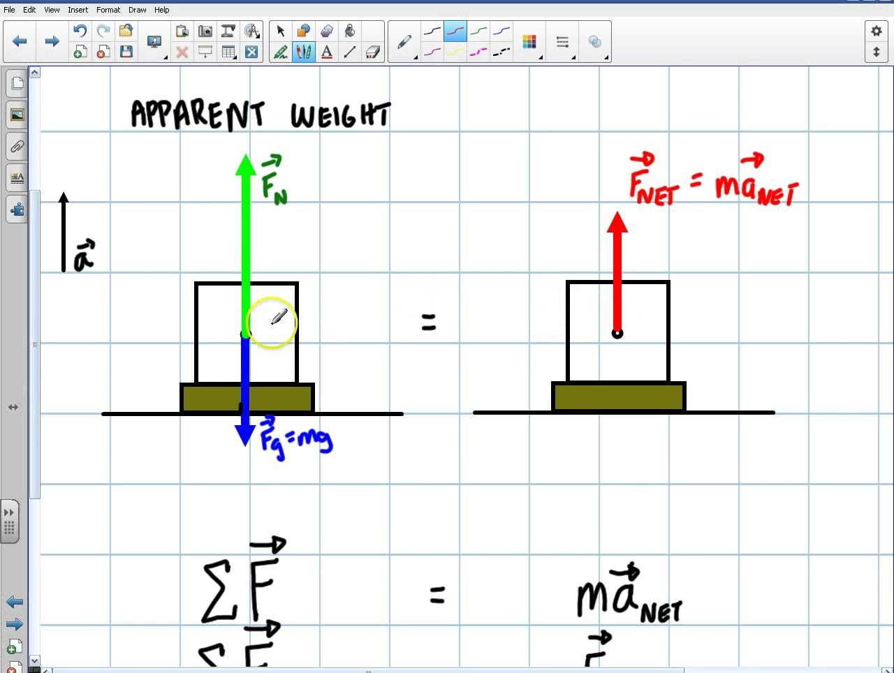 Physics Newtons 2nd Law Elevator Problem