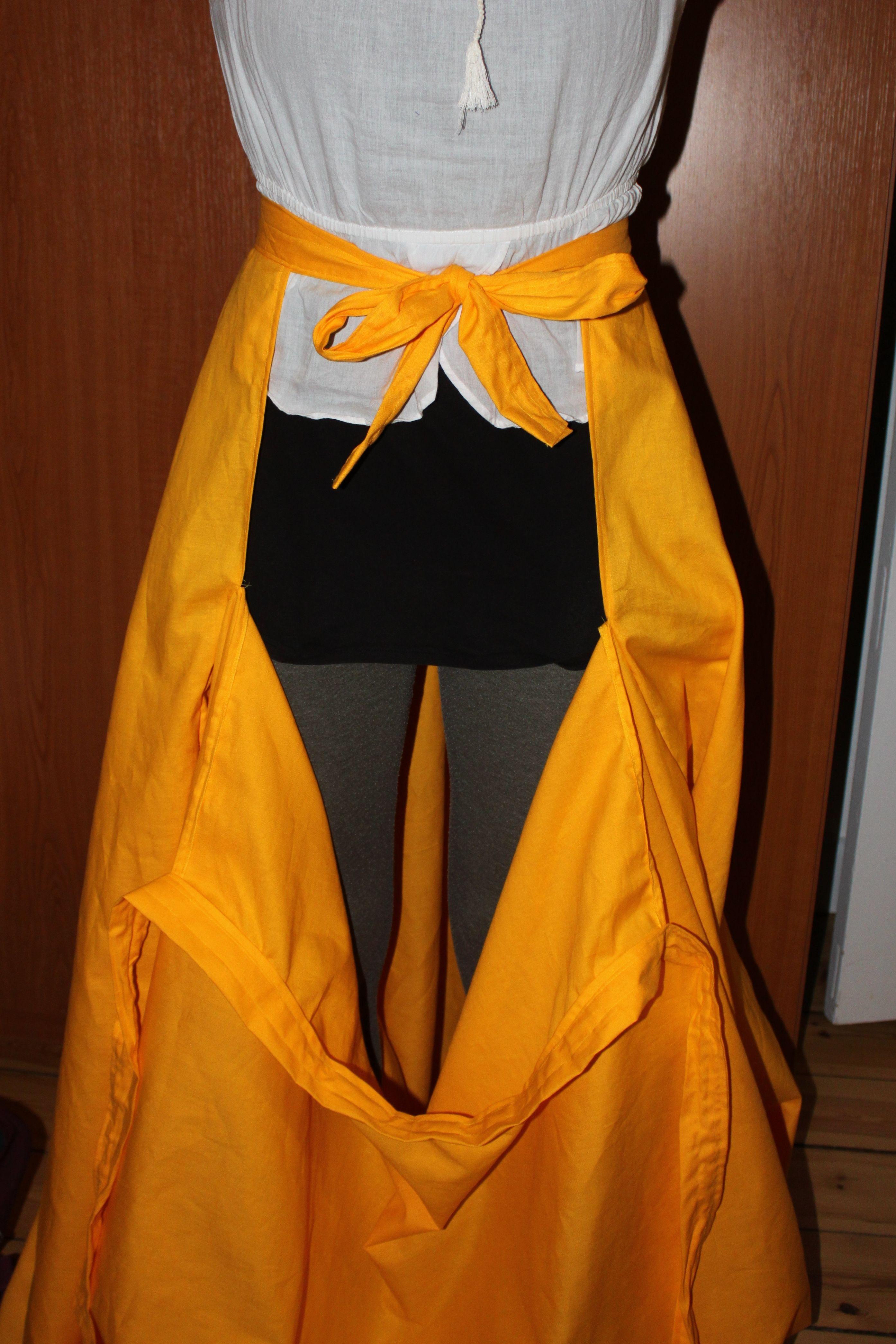 db28823d6 How to make a folklórico skirt (falda acampanada de circunferencia ...