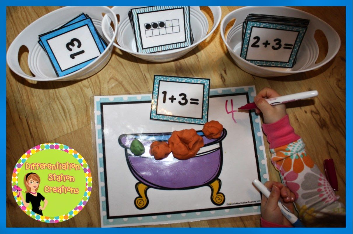 Interactive Play Dough Mats Bubbles With Images