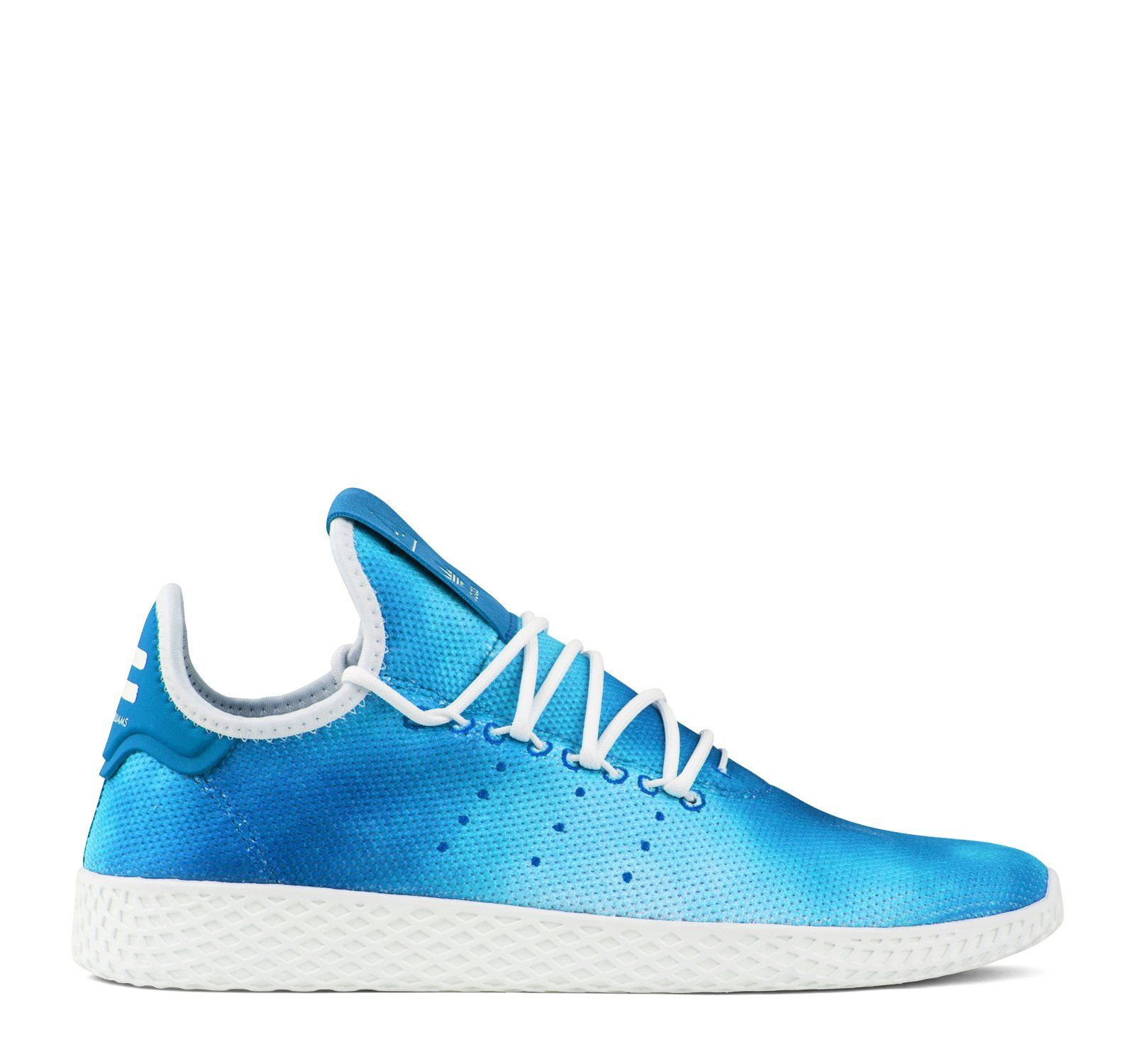 0112ddc3eeca1 Adidas Originals Pharrell Williams Tennis Hu DA9618 Men s - Blue White