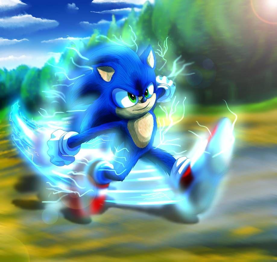 Sonic Movie 2020 By Gcgblacknigth On Deviantart Sonic Sonic The Hedgehog Hedgehog Art