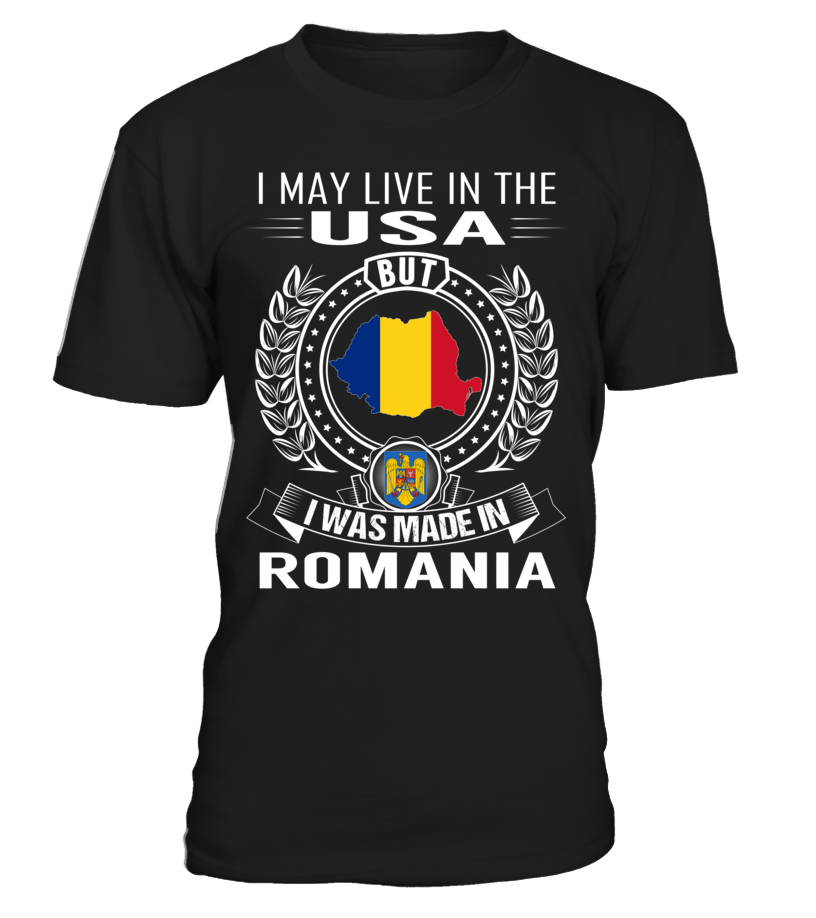 I May Live in the United States But I Was Made in Romania #Romania