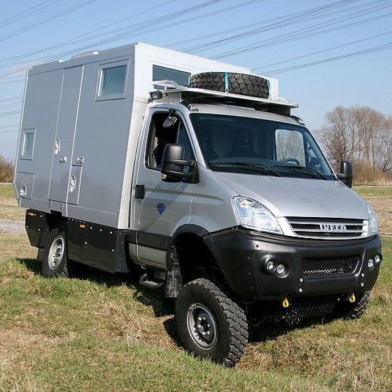 ex37 iveco daily 4x4 overlanding expedition vehicles pinterest wohnmobil automobil. Black Bedroom Furniture Sets. Home Design Ideas