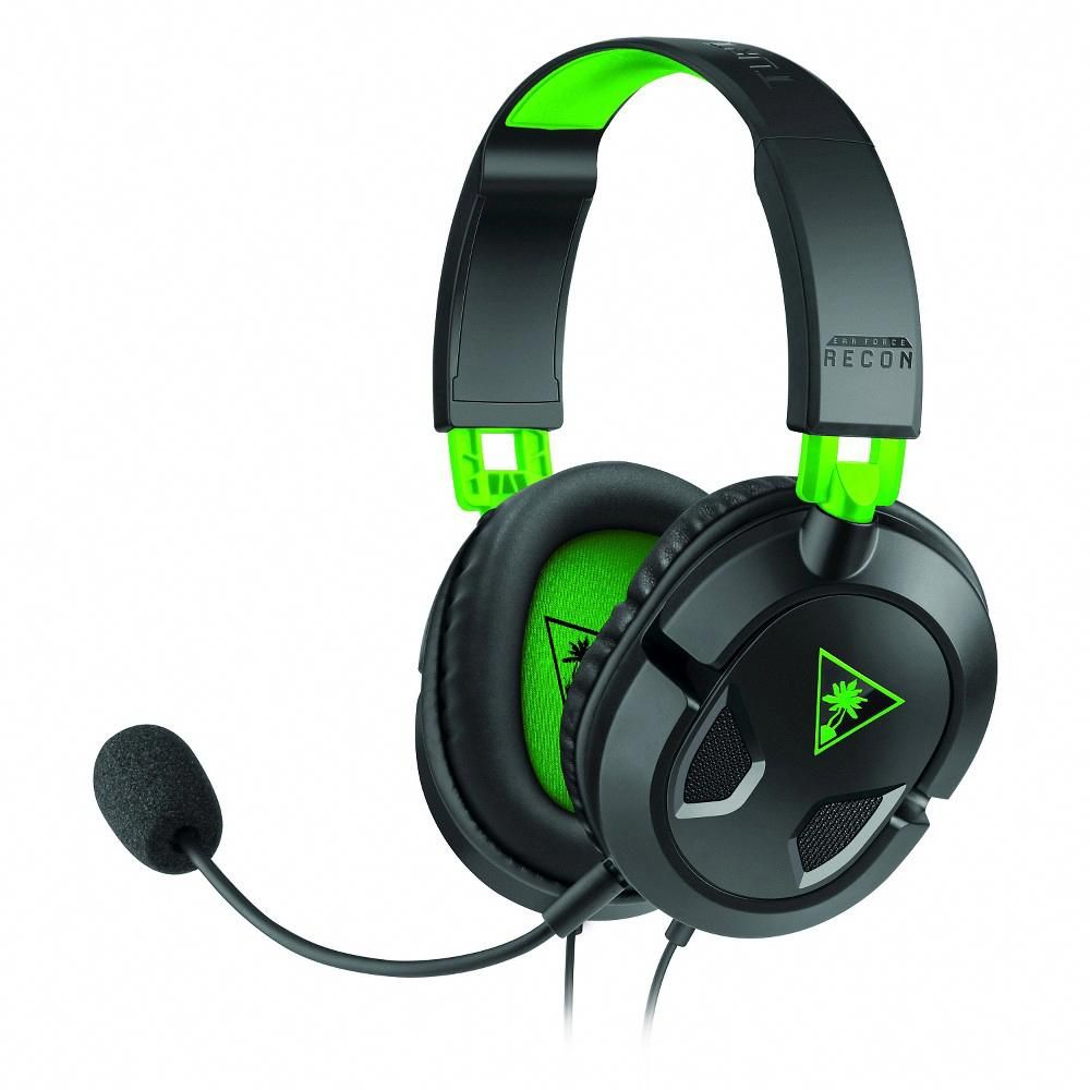 Turtle Beach Recon 50x Stereo Gaming Headset For Xbox One Black Bestgamingheadset Choosing The Right Gaming Headset Best Gaming Headset Xbox One Headset