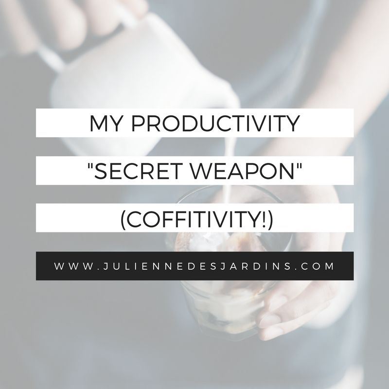 "My Productivity ""Secret Weapon"" Blogging for beginners"