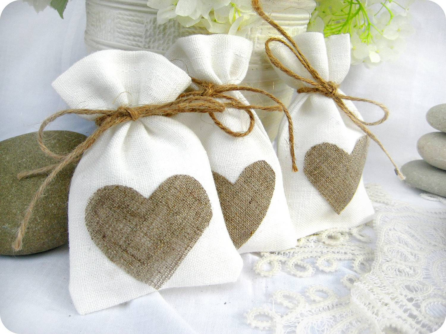 white wedding favor bags | Parties & celebrations | Pinterest ...