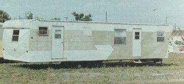 1958 Trotwood 10x40 Vintage Travel Trailers Vintage Campers Trailers Trotwood