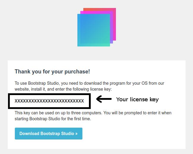 Bootstrap Studio License Key Free Studio Free Free Download