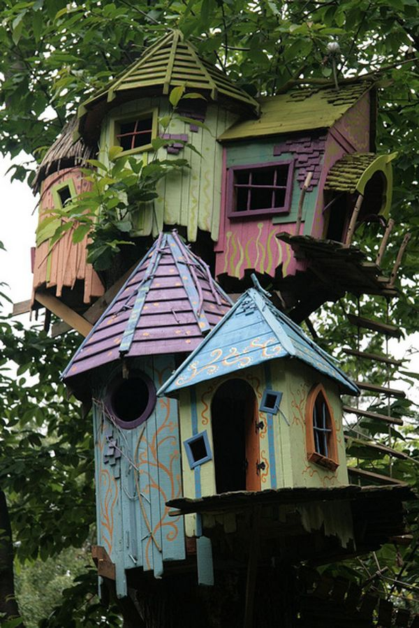 5 Tiny House Designs 2019 Plan Designs Around The World: This Reminds Me Of Alice In Wonderland For Some Reason... Love To Make For My Grandchildren