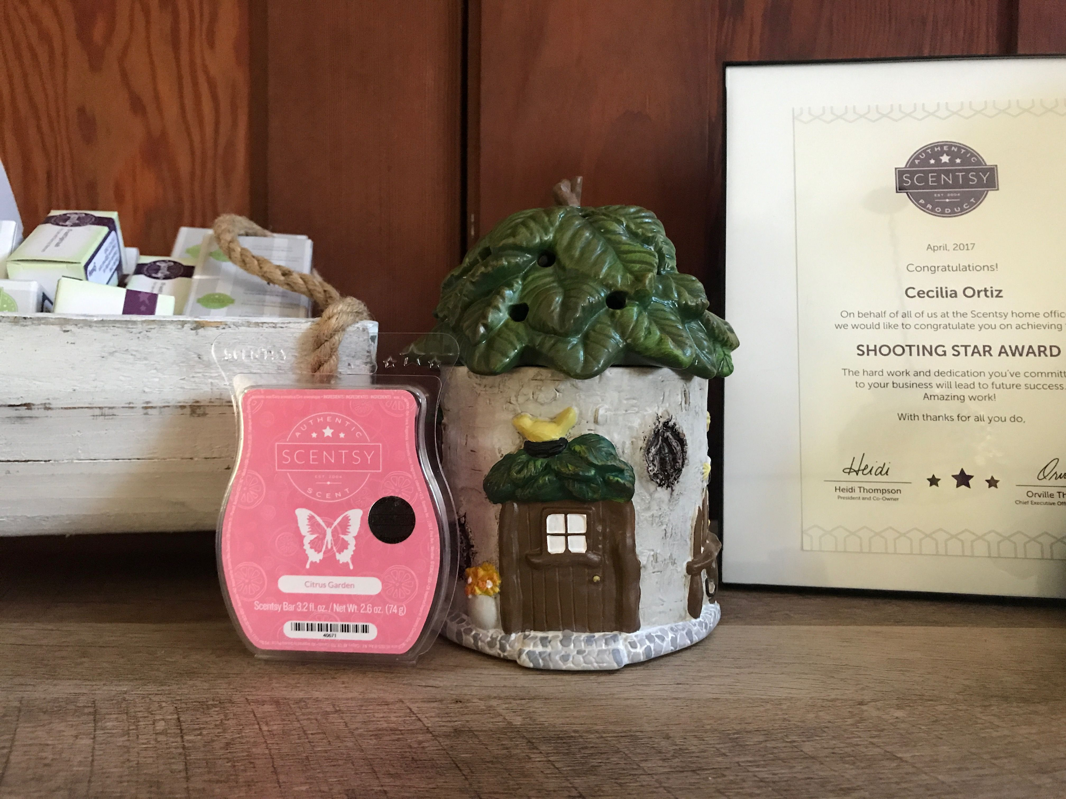 Fairytale cottage Warmer. Available August 1st. Second warmer of the ...