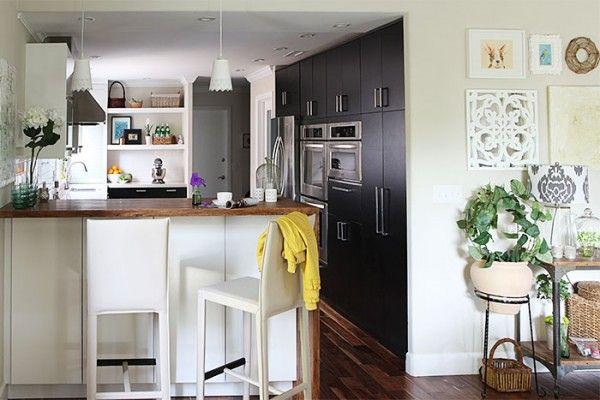 Shift-ctrl-art-kitchen-before-after-4 Kitchen Pinterest