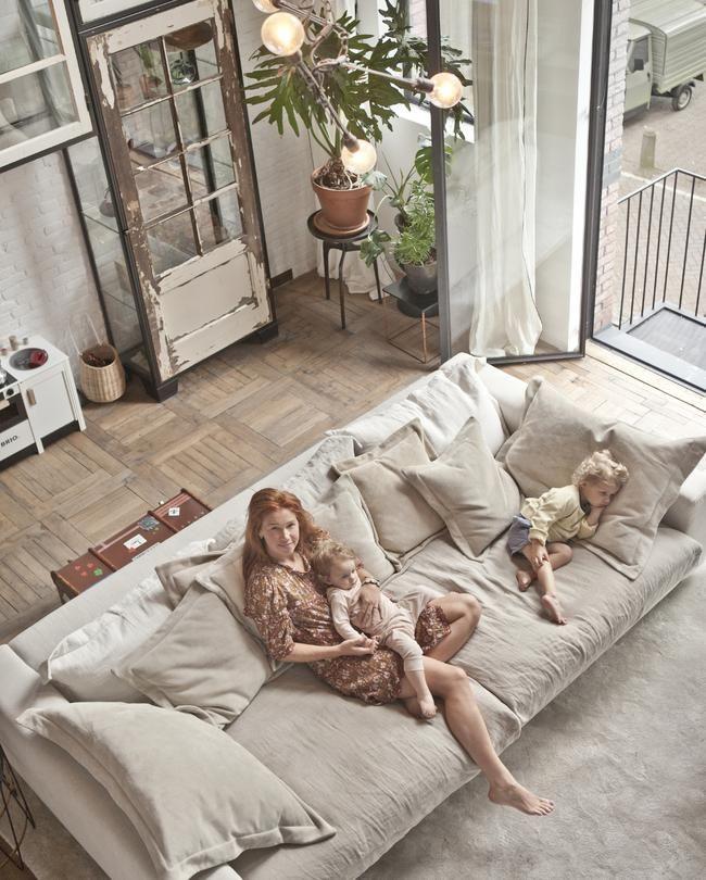Amsterdam  chez Marloes Hoedeman, Love Stories is part of  - Au cœur d'Amsterdam, Marloes Hoedeman (ancienne décoratrice d'intérieur et fondatrice de la marque de lingerie