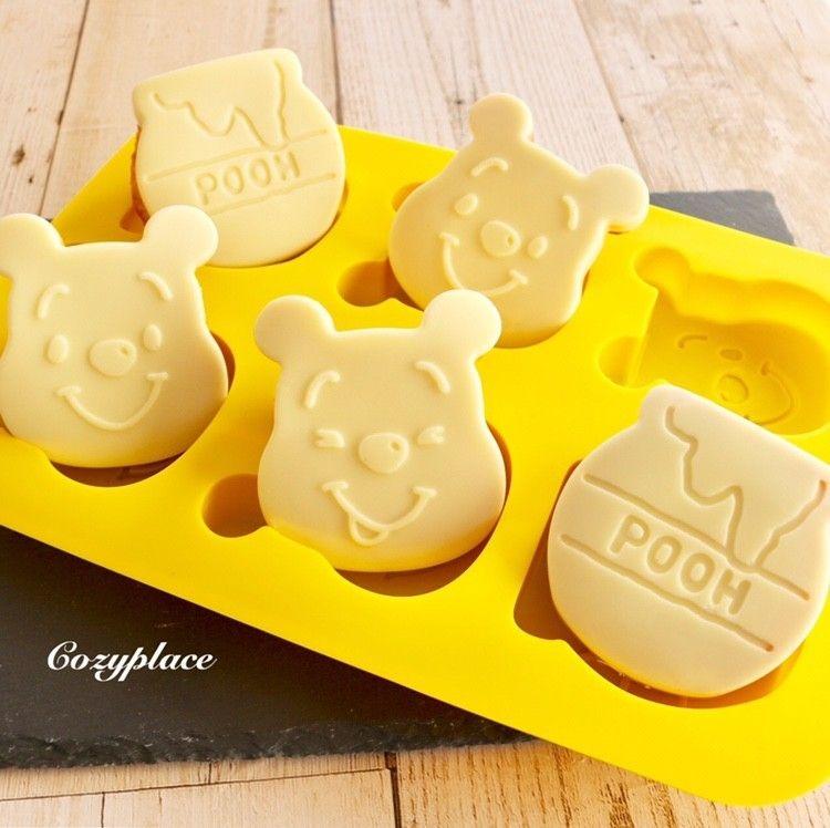 ダイソーシリコン型で♪バレンタイン♡ by Cozyplace 【クックパッド】 簡単おいしいみんなのレシピが323万品