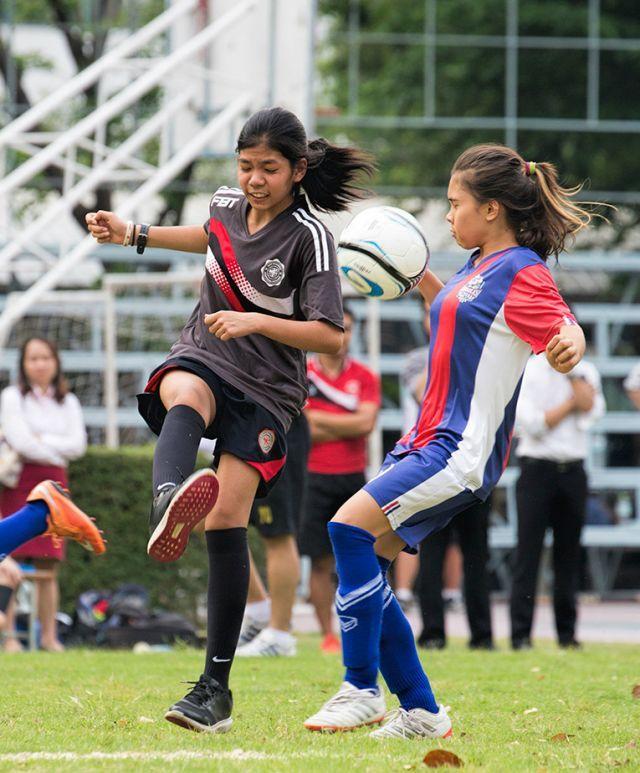 Unreleased - JV & HS Girl's Soccer Photos