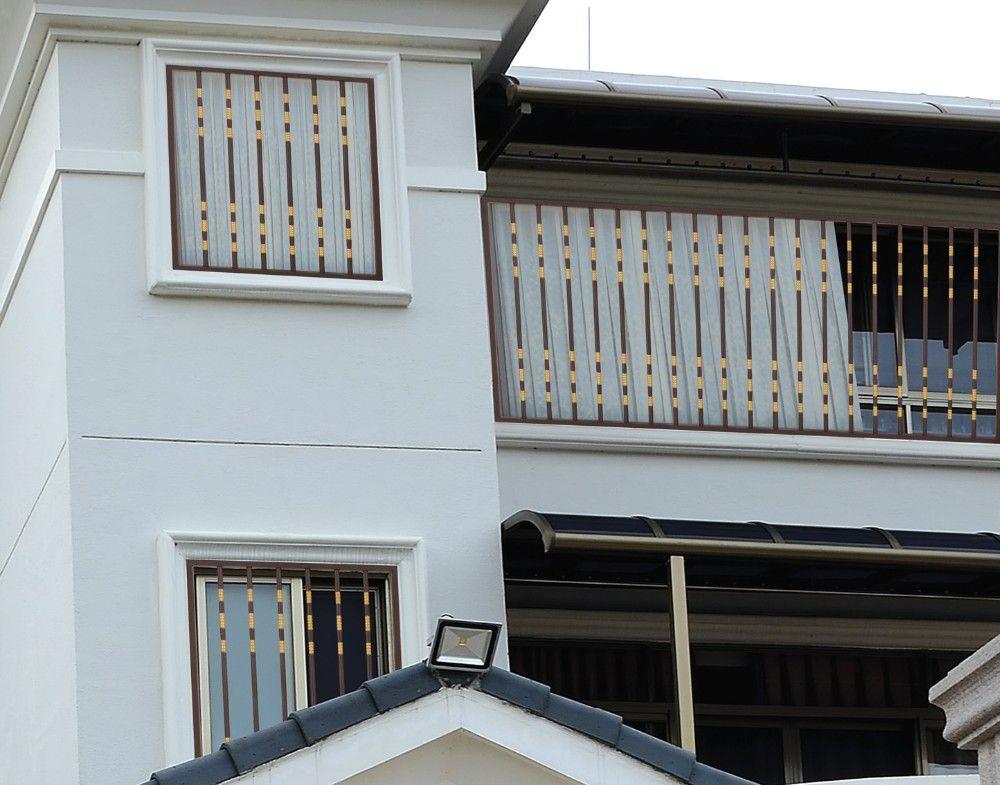 Image Result For Modern Window Grills Design House Window Design Window Grill Design Window Grill