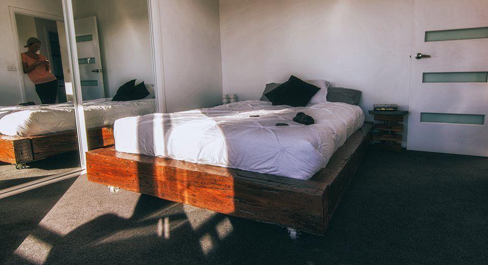 Apartment Railway Sleeper Bed Frame Add A Headboard