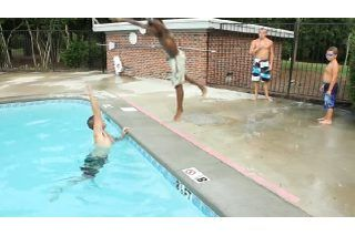 Fun Pool Party Games For 13 Year Olds Ehow Pool Party Games Pool Games Swimming Pool Games